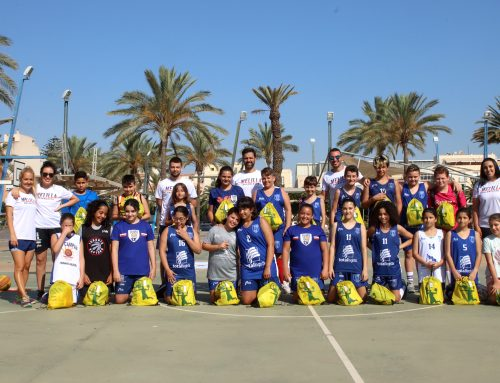 Arranca el Summer Basket del Club Melilla Baloncesto