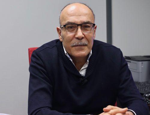 Jaime Auday valora el actual momento que atraviesa el Melilla Sport Capital
