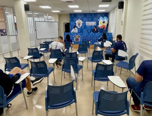 La cantera del Melilla Sport Capital ya prepara su vuelta