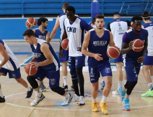Melilla Sport Capital ya prepara la 'final' ante ICG Força Lleida