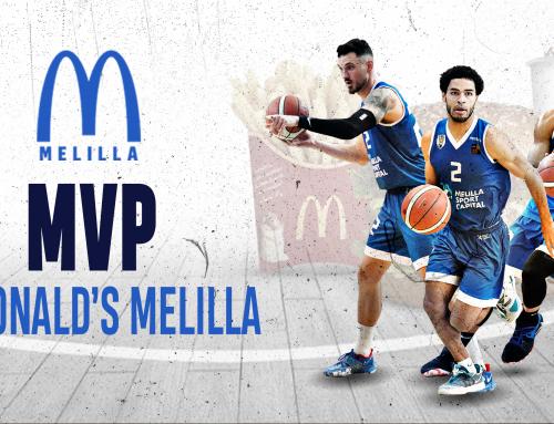 Wintering, Kamba y Misters comparten el MVP McDonald's Melilla de la temporada