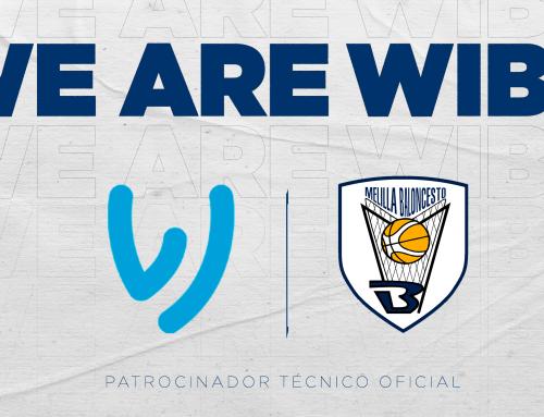 WIBO, nuevo patrocinador técnico del Melilla Sport Capital