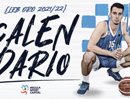 El Melilla Sport Capital ya conoce el calendario del curso baloncestístico 2021/22