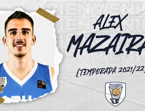 Alex Mazaira llega al Melilla Sport Capital