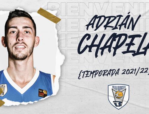 Adrián Chapela, nuevo director de juego del Melilla Sport Capital