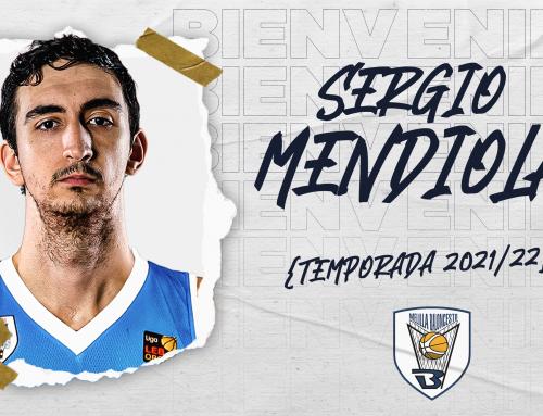 El Melilla Sport Capital suma centímetros en la pintura con Sergio Mendiola