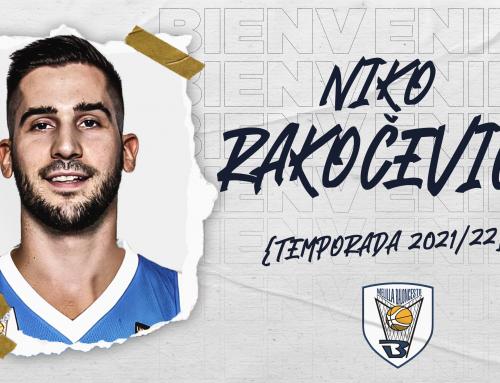 Niko Rakočevic, puntos exteriores para el Melilla Sport Capital