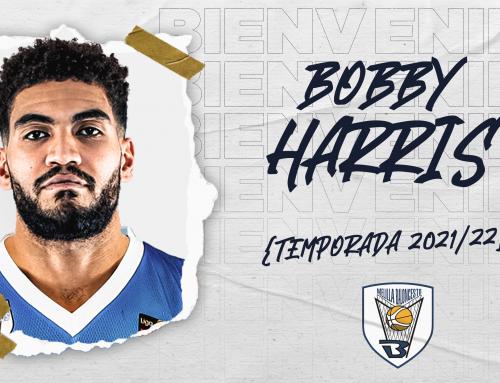 Bobby Harris refuerza el perímetro del Melilla Sport Capital