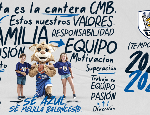 Abierto el plazo de inscripción para formar de la cantera del Melilla Sport Capital 2021/22