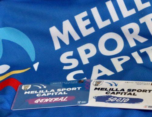 Continúa abierta la campaña de abonados del Melilla Sport Capital