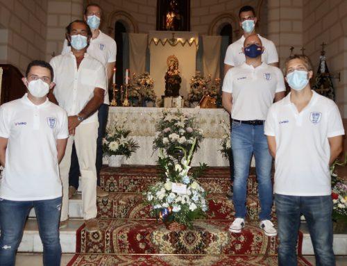 El Melilla Sport Capital no falta a su cita con la Virgen de la Victoria