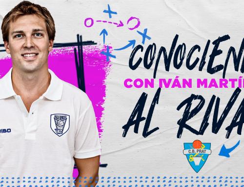 Conociendo al rival con Iván Martínez: CB Prat