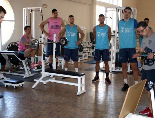 El Melilla Sport Capital ya piensa en su visita al CB Prat