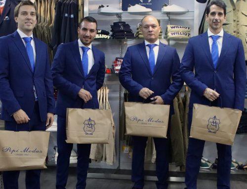 Pepi Modas vestirá al cuerpo técnico del Melilla Sport Capital