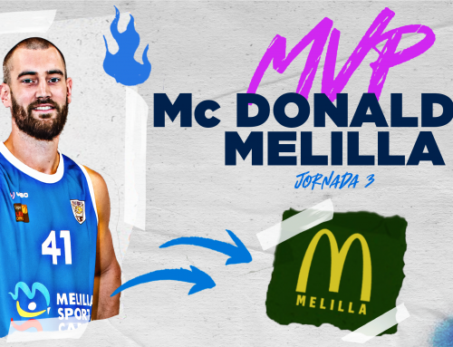 Amaury Gorgemans se corona MVP McDonald's Melilla en Alicante