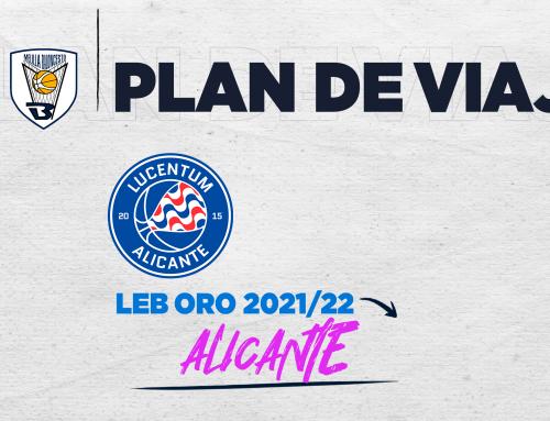 Plan de viaje a Alicante