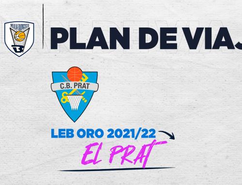 Plan de viaje a El Prat